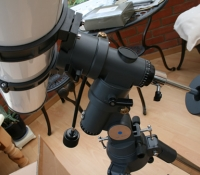 N130 Mount and Telescope
