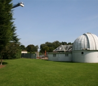36 inch telescope dome