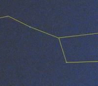 Ursa Major / Big Dipper overlay 2007