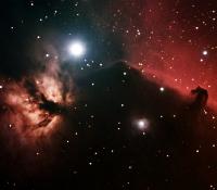 IC434 - Horsehead and Flame Nebula