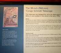 Congo Schmidt Telescope description