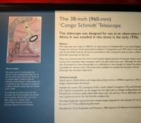 Congo Schmidt Telescope description