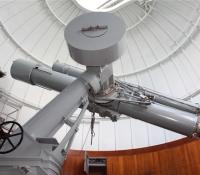 Herstmonceux refractor telescope
