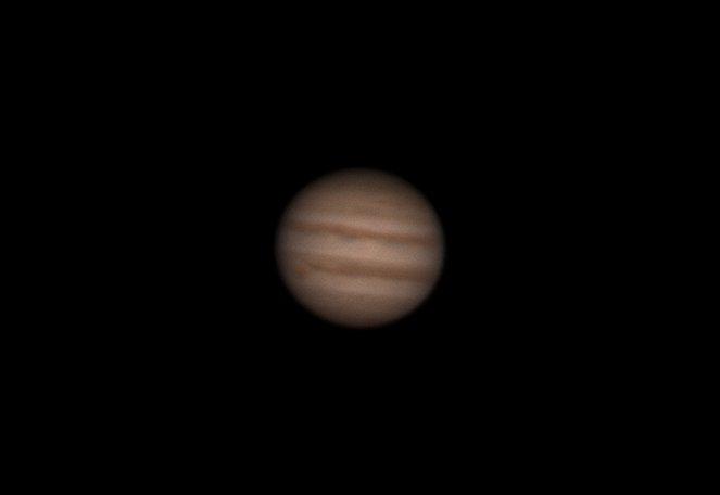 Jupiter January 2014
