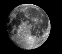 Full September Moon 2011 using Atik 314L+ on a 120mm refractor
