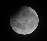 Lunar Eclipse - 31st Dec 2009