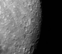 Moon with Meade DSI Pro 2