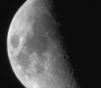 Moon with Meade LPI