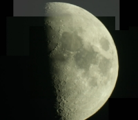 Patchwork Moon