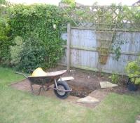 Observatory Hole digging