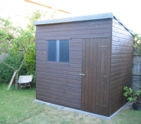 Observatory Shed Completed