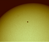 July Sunspot