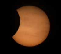 Solar Eclipse 1st Jan 2010