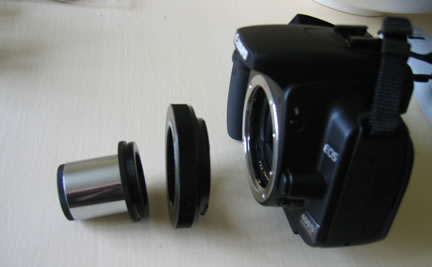 SLR Eyepiece Camera Adaptor