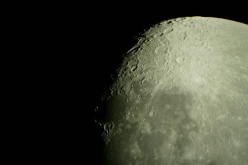 Moon via Canon 400D and LX200