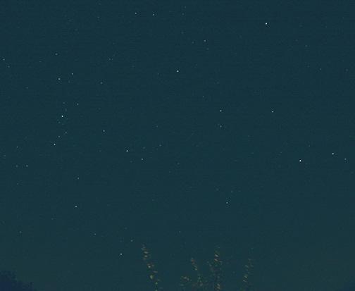 Perseus Asterism
