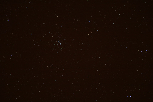 M34 - Canon camera on top of LX200