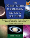 50 Best Astronomy Sights Book