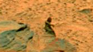 Zoom image of Mars image