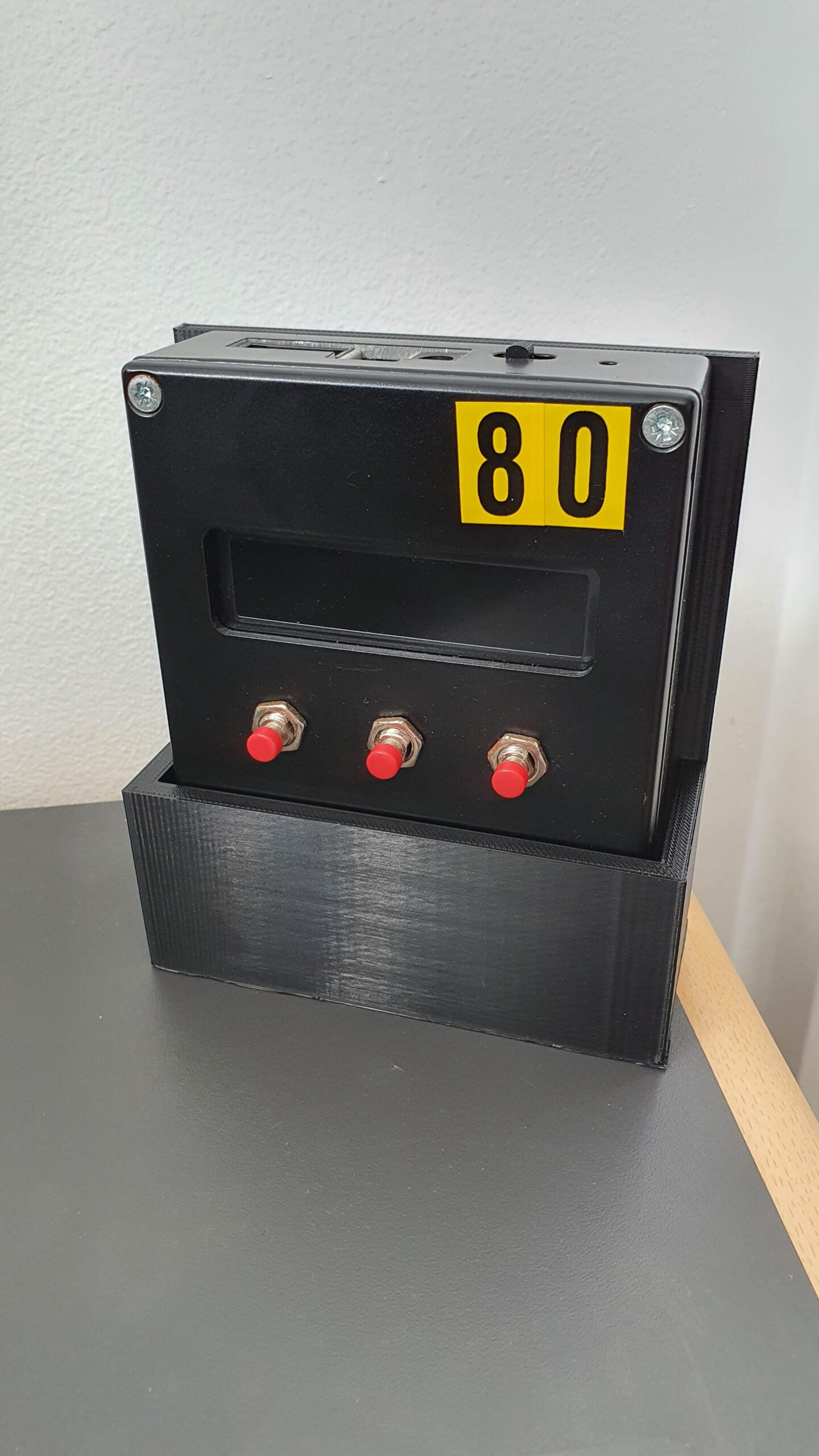Lakeside Focuser Control Box Holder