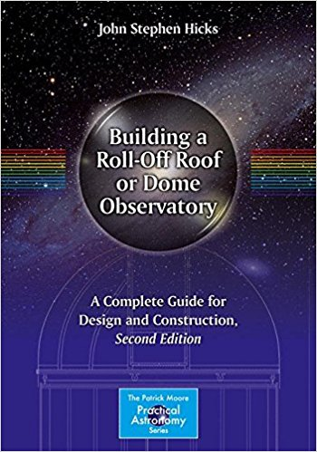 Building a roll off or dome observatory