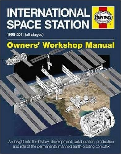 ISS Owners Manual Book