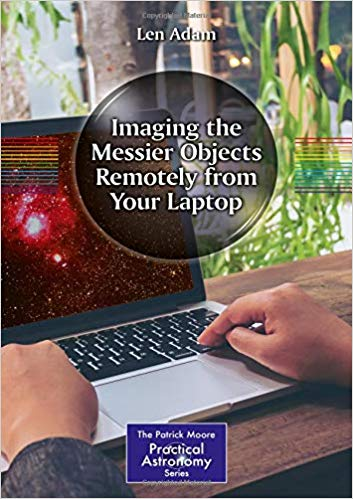 Imaging the Messier Objects remotely from a laptop