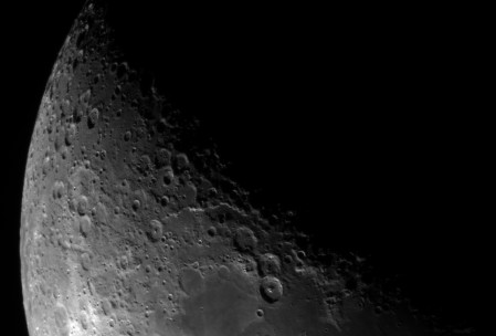 Moon Wide using Meade 127mm