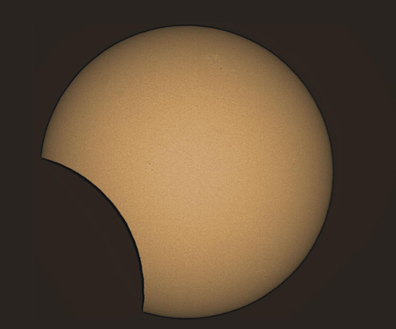 Solar Partial Eclipse 2021