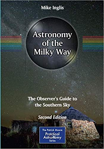 astronomy of the milky way book