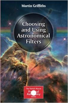 Choosing and using astronomical filters book