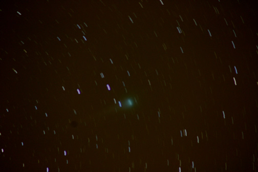 Comet Lulin March 2009