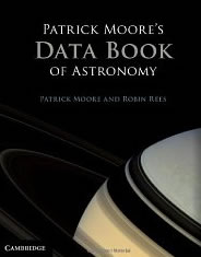 Patrick Moore Data Book of Astronomy