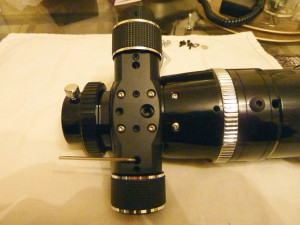 Remove Focuser
