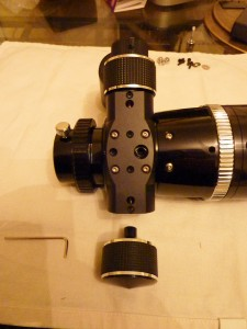 Focuser Removed