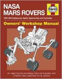 Haynes Mars Rover Owners Workshop Manual Book