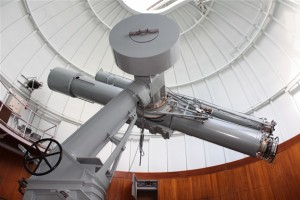 Herstmonceux Refractor Telescope in Dome E