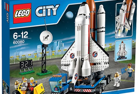 Lego City Space Port 60080