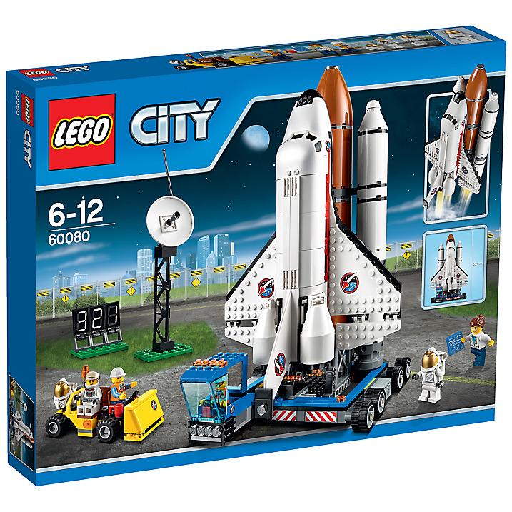 lego city space shuttle launch -#main