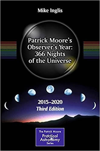 Patrick Moore's Observers Year: 366 Nights of the Universe