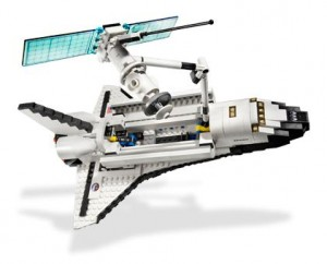 Lego Shuttle Adventure