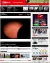 My Solar Ecliplse Image from 1st August 2008 on Sky News Website