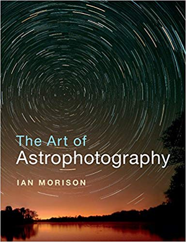 the art of astrophotography book